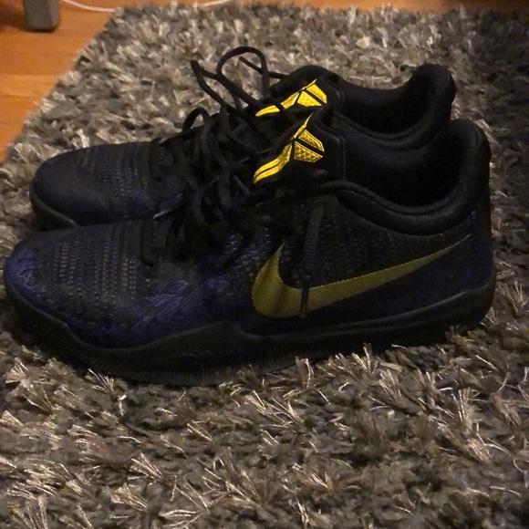 Nike Kobe Mamba Rage Court Purple Mens